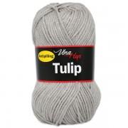 Příze Tulip 4231, světle šedá