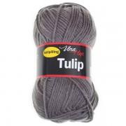 Příze Tulip, 4235, šedá