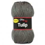 Příze Tulip, 4236, tmavě šedá