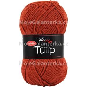 Příze Tulip, 4238, rezavá