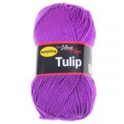 Příze Tulip, 4250, fialová