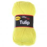 Příze Tulip, 4312, neonově žlutá