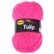 Příze Tulip, 4314, neonově růžová