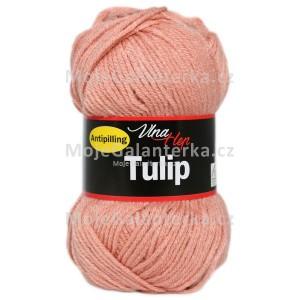 Příze Tulip, 4402, lososová
