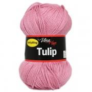 Příze Tulip, 4404, růžovo fialová