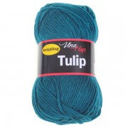 Příze Tulip, 4432, petrolejová