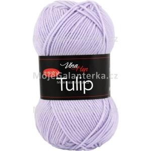 Příze Tulip, 4451, světle fialová (lila)