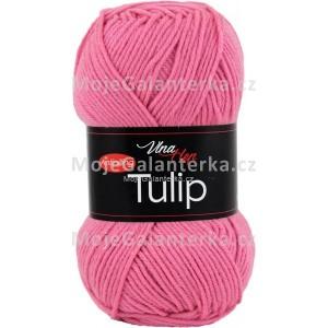 Příze Tulip, 4491, růžová