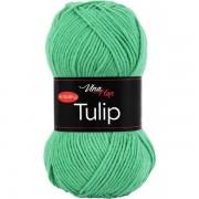 Příze Tulip, 4492, zelená