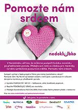 Pomozte nám srdcem